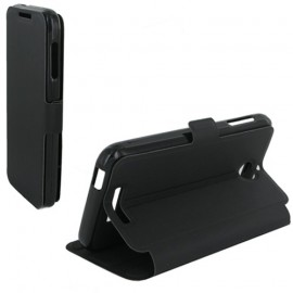 Etui HTC Desire Eye Book case stand noir