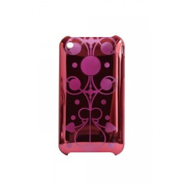 Coque Iphone 3G / 3GS Astro rose