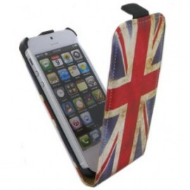 Etui iphone 4 et 4s UK Vintage