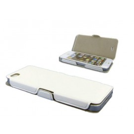 Etui Iphone 4/4s Folio ultra slim blanc