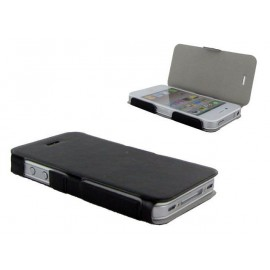 Etui Iphone 4/4s Folio ultra slim noir