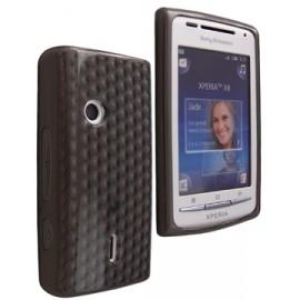 Coque Sony Ericsson xperia X8 diamant
