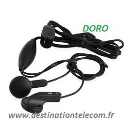 Oreillette Doro 345 stéréo origine Doro