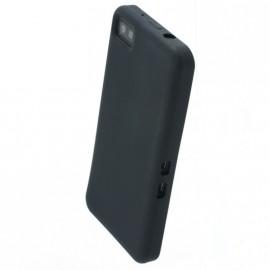 Coque Blackberry Z10 noire silicone
