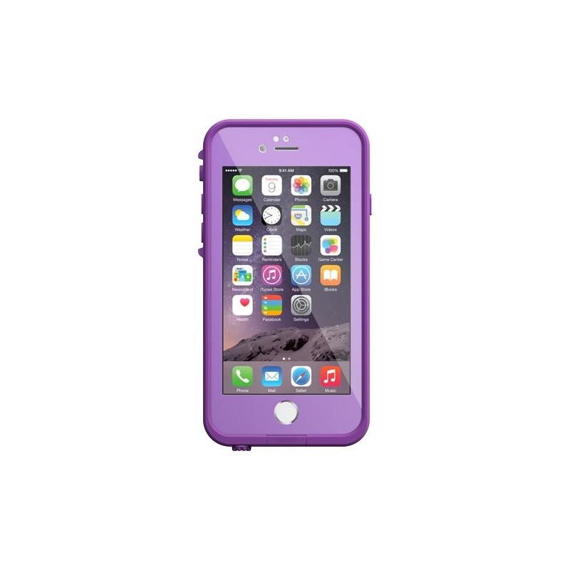 coque violette iphone 6