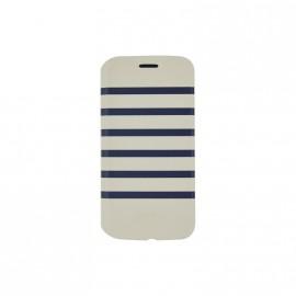 Housse Galaxy S5 mini G800 Jean Paul Gaultier Marinière