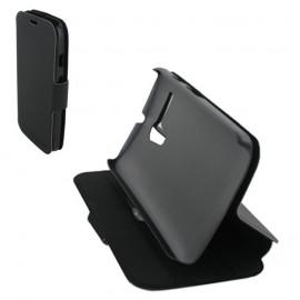 Etui Motorola G / DVX Folio Noir Stand