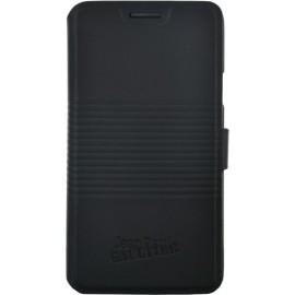 Etui Samsung Galaxy A3 A300 Jean Paul Gaultier noir boite