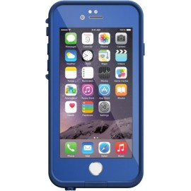 Coque iPhone 6/6s Lifeproof bleu