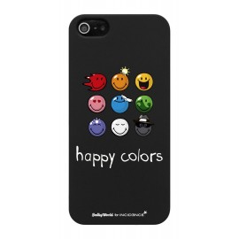 Coque iphone 6/6s multi smiley