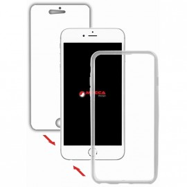 Coque iphone 6 plus /6s plus intégrale transparente