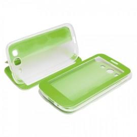 Etui iphone 6 plus / 6s plus folio vision vert