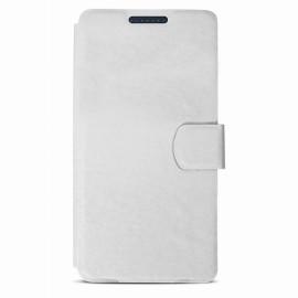 Etui HTC Desire 626 folio blanc