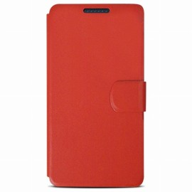 Etui HTC Desire 626 folio rouge