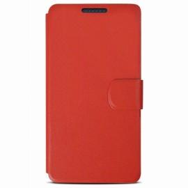Etui HTC Desire 626 folio rouge