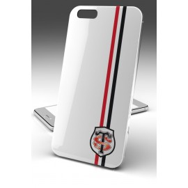 Coque Iphone 5 / 5s / SE Stade Toulousain blanche