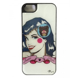 Coque iphone 6/6s Doggy Style Anne de Renzis