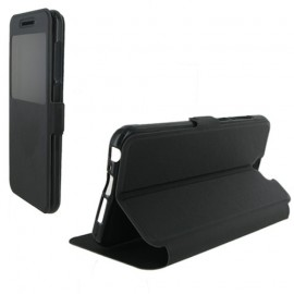 Etui HTC One A9 folio stand vision noir