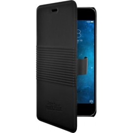 Etui iphone 6 / 6s Jean Paul Gaultier effet boite cuir noir
