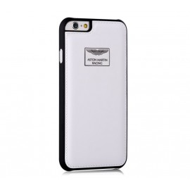 Coque iphone 5 / 5s / SE Aston Martin Racing Luxury blanche
