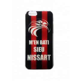 Coque iphone 6 / 6s M'en bati sieu Nissart