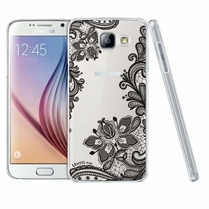coque samsung galaxy a5 a510 2016 crystal dentelle destination telecom. Black Bedroom Furniture Sets. Home Design Ideas