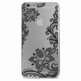 Coque iphone 6 / 6s crystal motif Dentelle