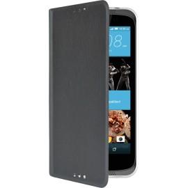 Etui HTC Desire 530 folio noir