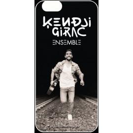 Coque iphone 5 / 5S / SE Kendji ensemble officielle Universal Music