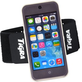 Etui Brassard iphone 5 / 5s / SE anti-pluie Tigra Sport