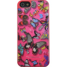 Coque iPhone 5 / 5S / SE Butterfly Parade grenadine de Christian Lacroix