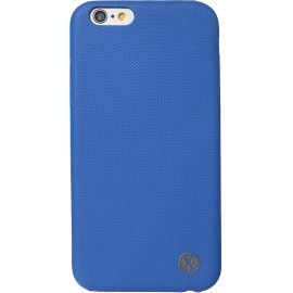 Coque iPhone 6 / 6S rigide slim Christian Lacroix bleue