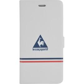 Etui iphone 6/6s Coq Sportif réversible blanc et noir folio