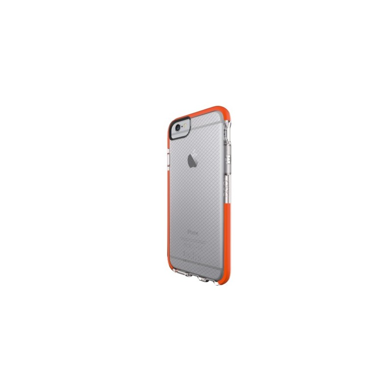 coque iphone xr antichoc orange