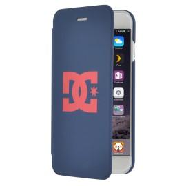 Etui iphone 6 / 6s DC Shoes folio bleu