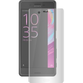 Film Sony Xperia X en verre trempé Colorfone