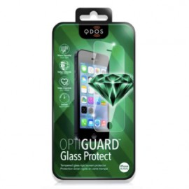 Film Iphone 5 / 5S / SE Qdos Optiguard en Verre Trempé