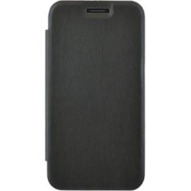 Etui iPhone 7 Plus folio noir et arrière transparent BigBen