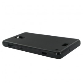 Coque Hisense C20 Silicone noire