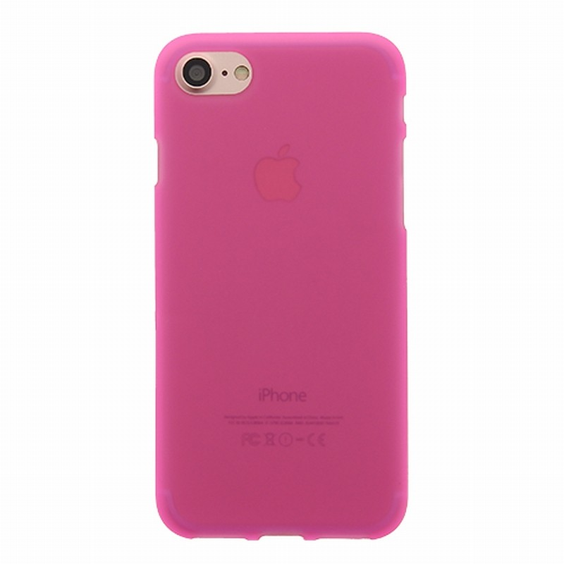 iphone 7 coque silicone rose
