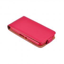 Etui iPhone 7 flip rouge