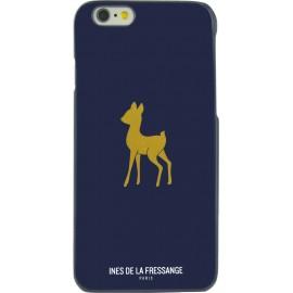 Coque iPhone 6 / 6S Ines de la Fressange motif faon