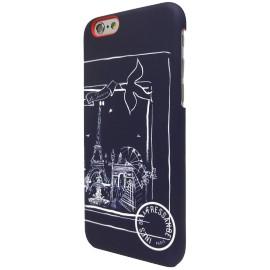 Coque iPhone 6 / 6S Ines de la Fressange motif foulard