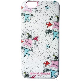 Coque iPhone 6 / 6S Ines de la Fressange motif Hirondelle