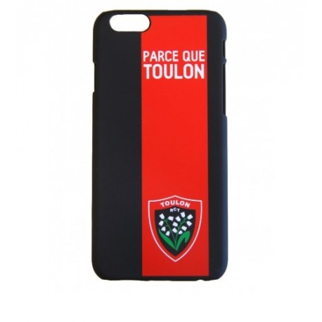 coque iphone 6 6s rugby rc toulon