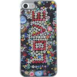 Coque iPhone 7 Christian Lacroix multicolore Love