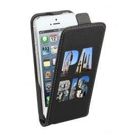 Etui Iphone 5 / 5s / SE Paris
