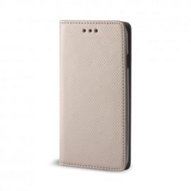 Etui Nokia microsoft lumia 550 folio Gold