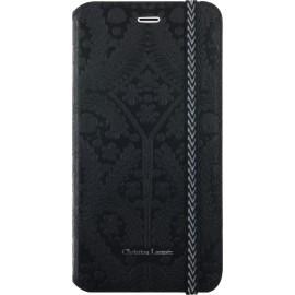 Etui iPhone 7 Plus Folio Paseo de Christian Lacroix Noir