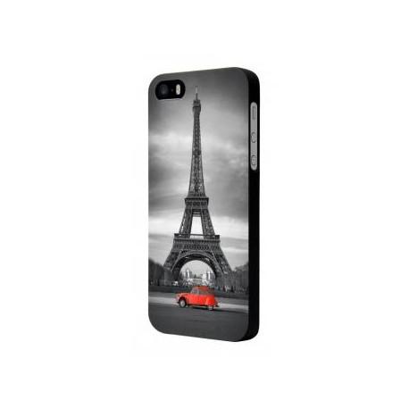 Coque Huawei P9 Lite 2cv tour Eiffel